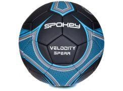 Spokey Velocity Spear Fotbalový míč vel.5 žluto-modrý