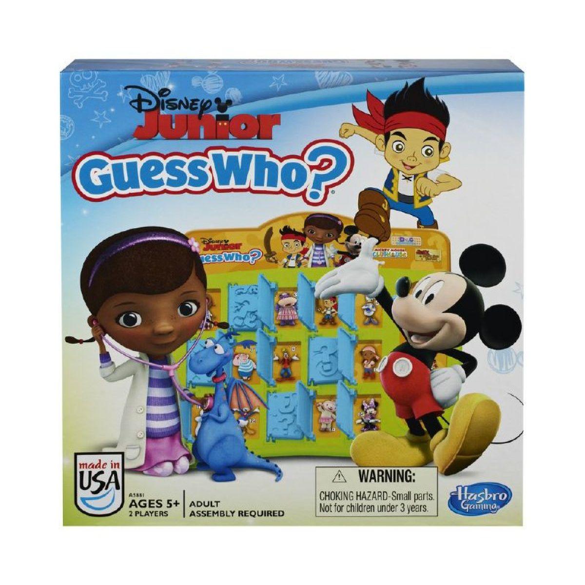 Společenská hra Hádej kdo? Disney Junior