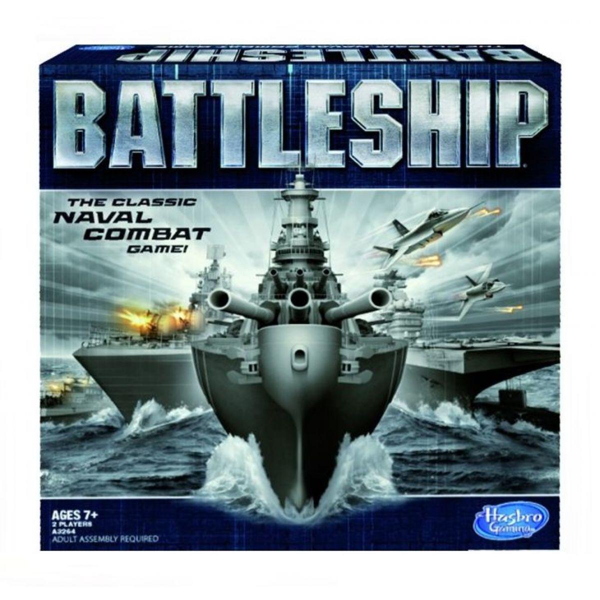 Společenská hra battleship Hasbro