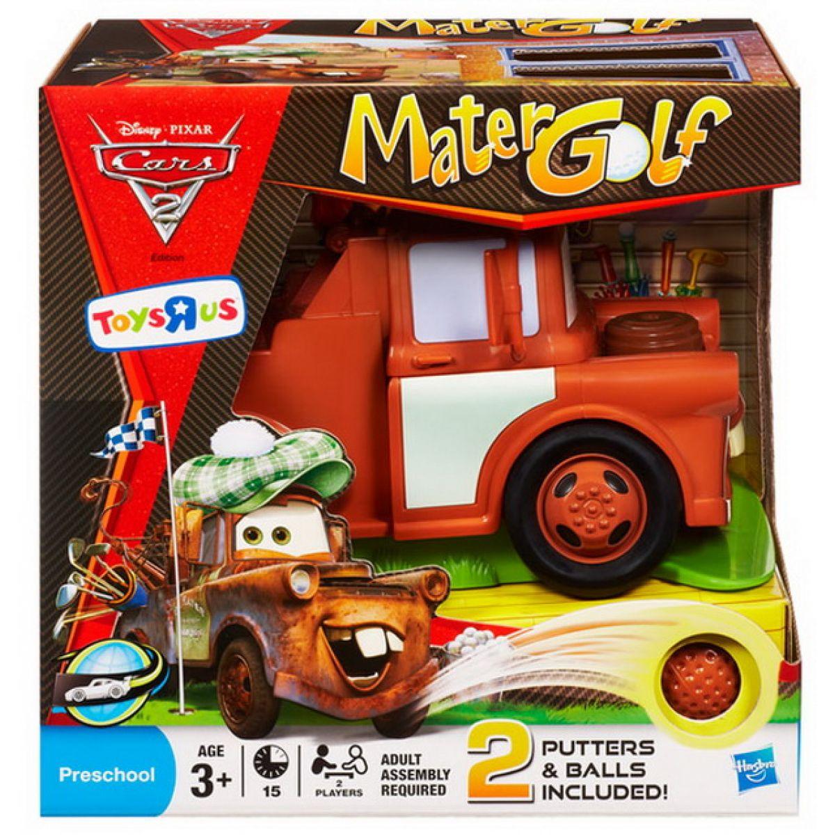 Společenská hra Mater gator golf Cars 2