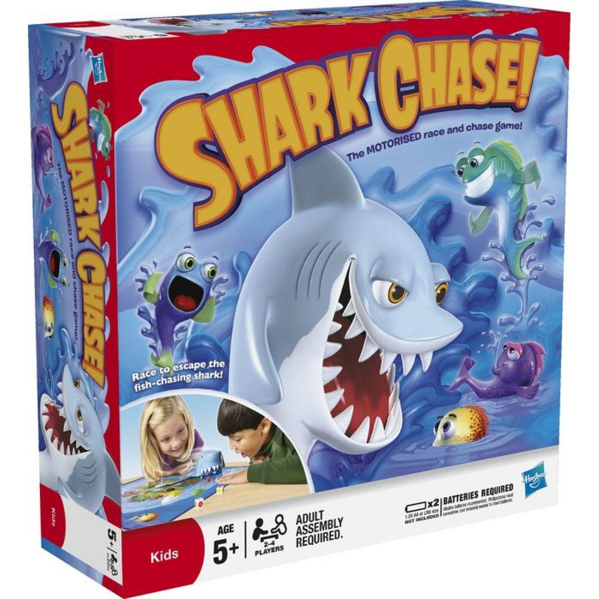 Společenská hra Útok žraloka Hasbro 33893