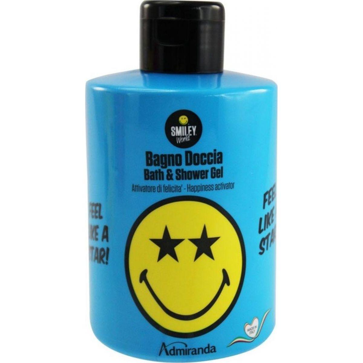 Sprchový gel 300ml Smiley 79102 - Poškozený obal