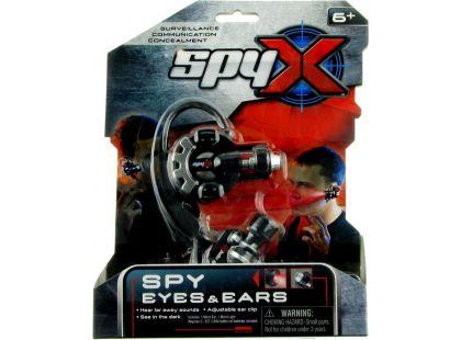 SpyX Špión oko a naslouchátko