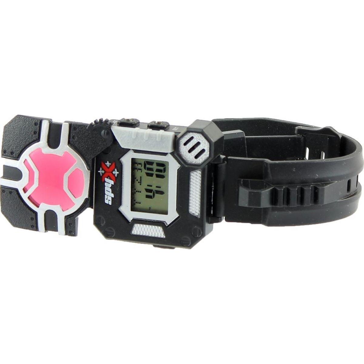 SpyX Špiónské hodinky