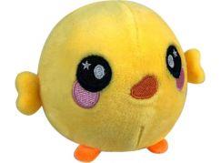 Squeezamals měkké plyšové zvířátko 9 cm Kuřátko