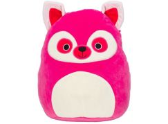 Squishmallows Růžový lemur Lucia 30 cm