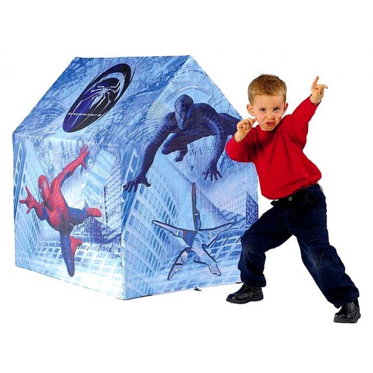 Stan domeček Spiderman