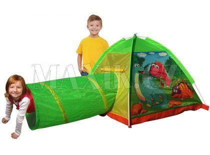 Stan s tunelem Dinosauři