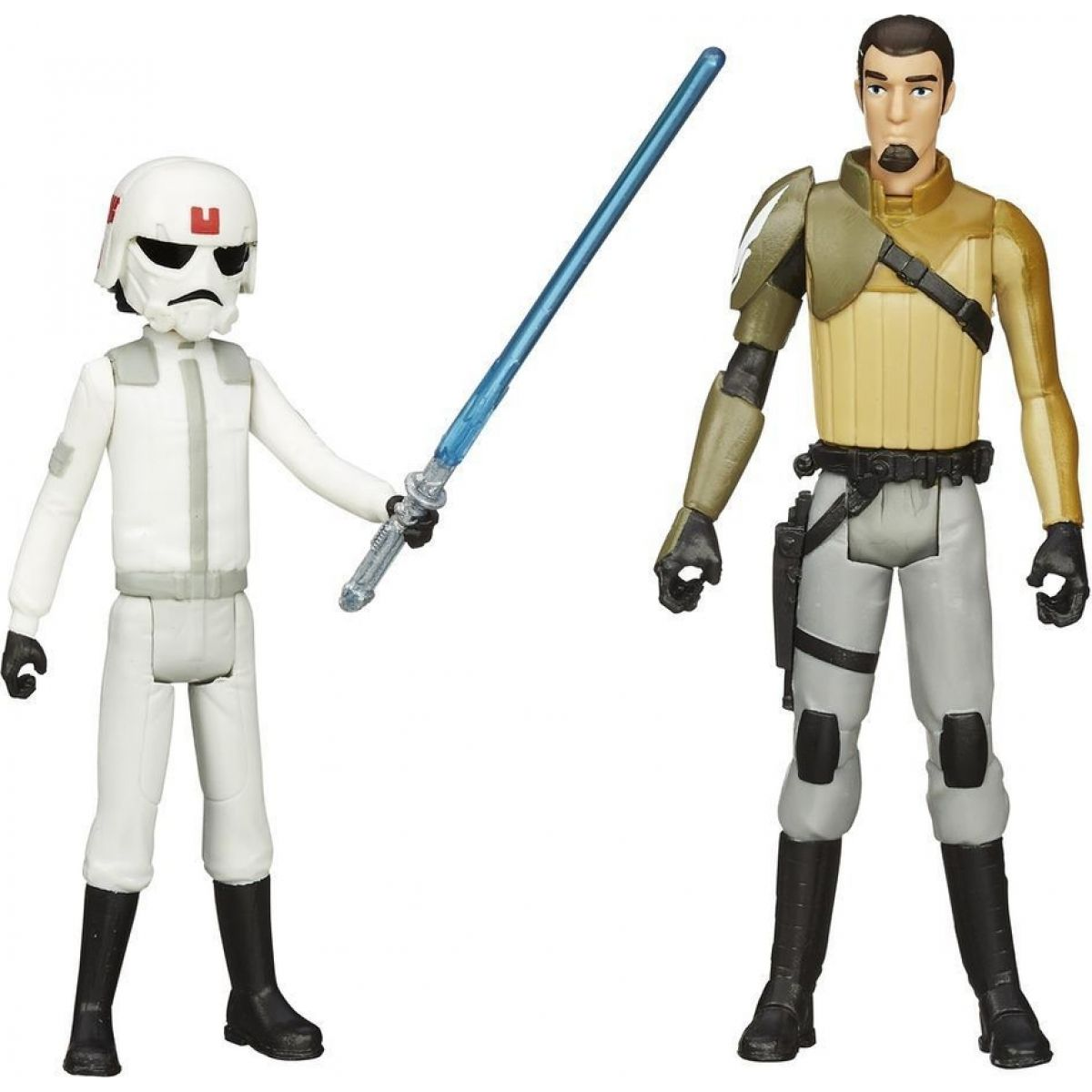 Star Wars akční figurky 2ks Hasbro A5228 - Ezra Bridger a Kanan Jarrus