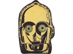 Star Wars Dekorativní polštář C-3PO