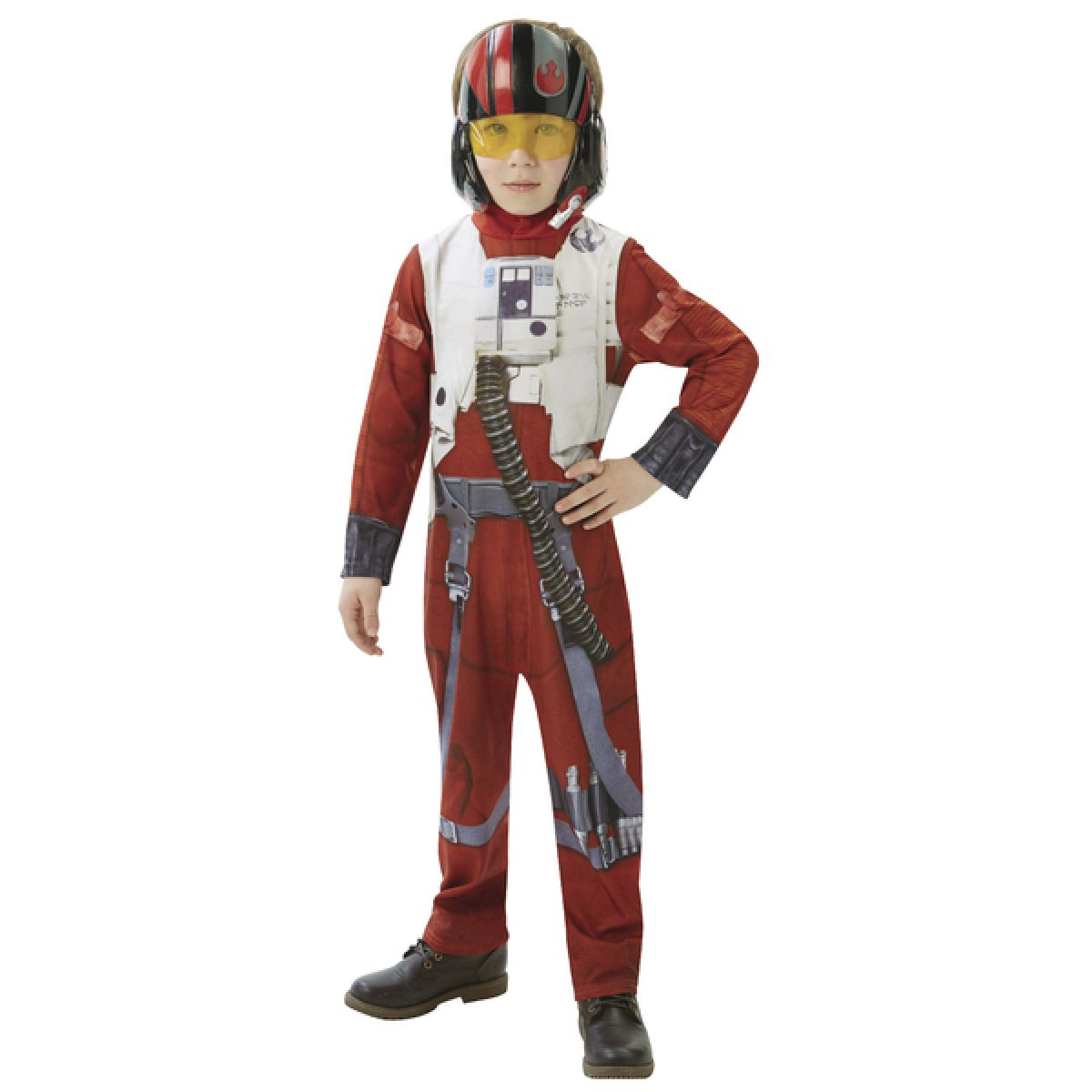 Star Wars EP7: X-Wing Fighter Pilot - vel. M