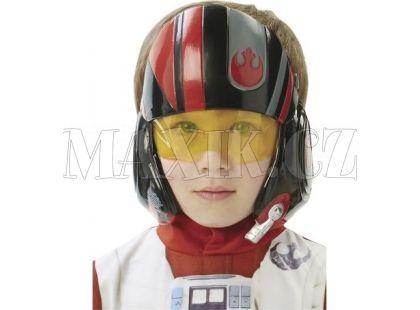 Star Wars EP7 X-Wing Fighter Pilot maska