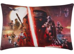 Star Wars Potištěný polštář Hrdinové