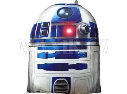 Star Wars Tvarovaný polštář R2D2