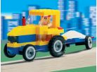 Stavebnice Cheva 5 Traktor s vlekem 84ks 2