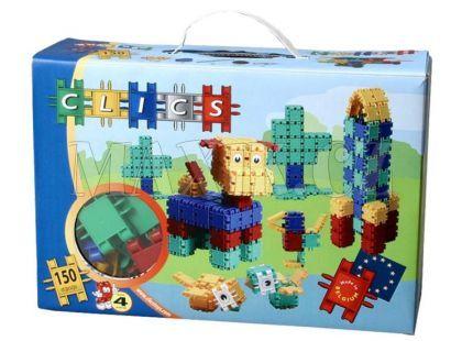 Stavebnice CLICS - Box 150
