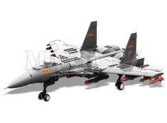 Stavebnice J15 Carrier-Based stíhačka 309 dílků
