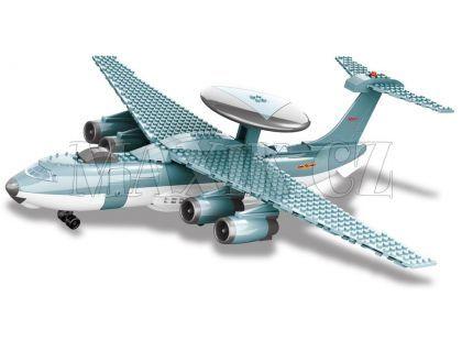 Stavebnice KJ2000 Airborne Early Warning 227 dílků