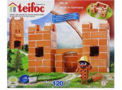 Stavebnice Teifoc Hrádek 120ks