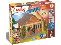 Stavebnice Teifoc Velká Stáj 420 dílků