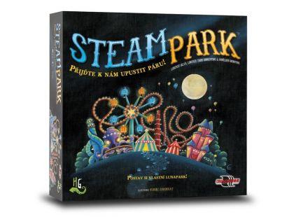 Steam Park CZ - společenská hra