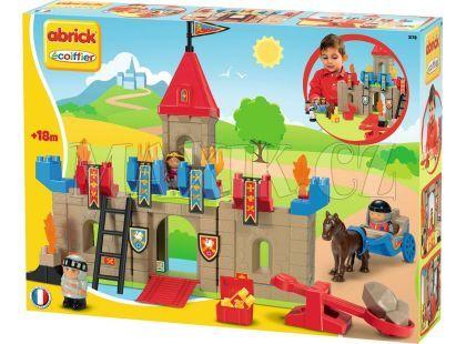 Středověký hrad Abrick