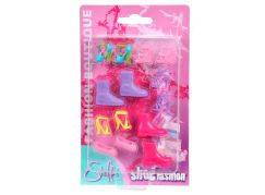 Steffi Love Botičky pro panenku fialovo-růžové