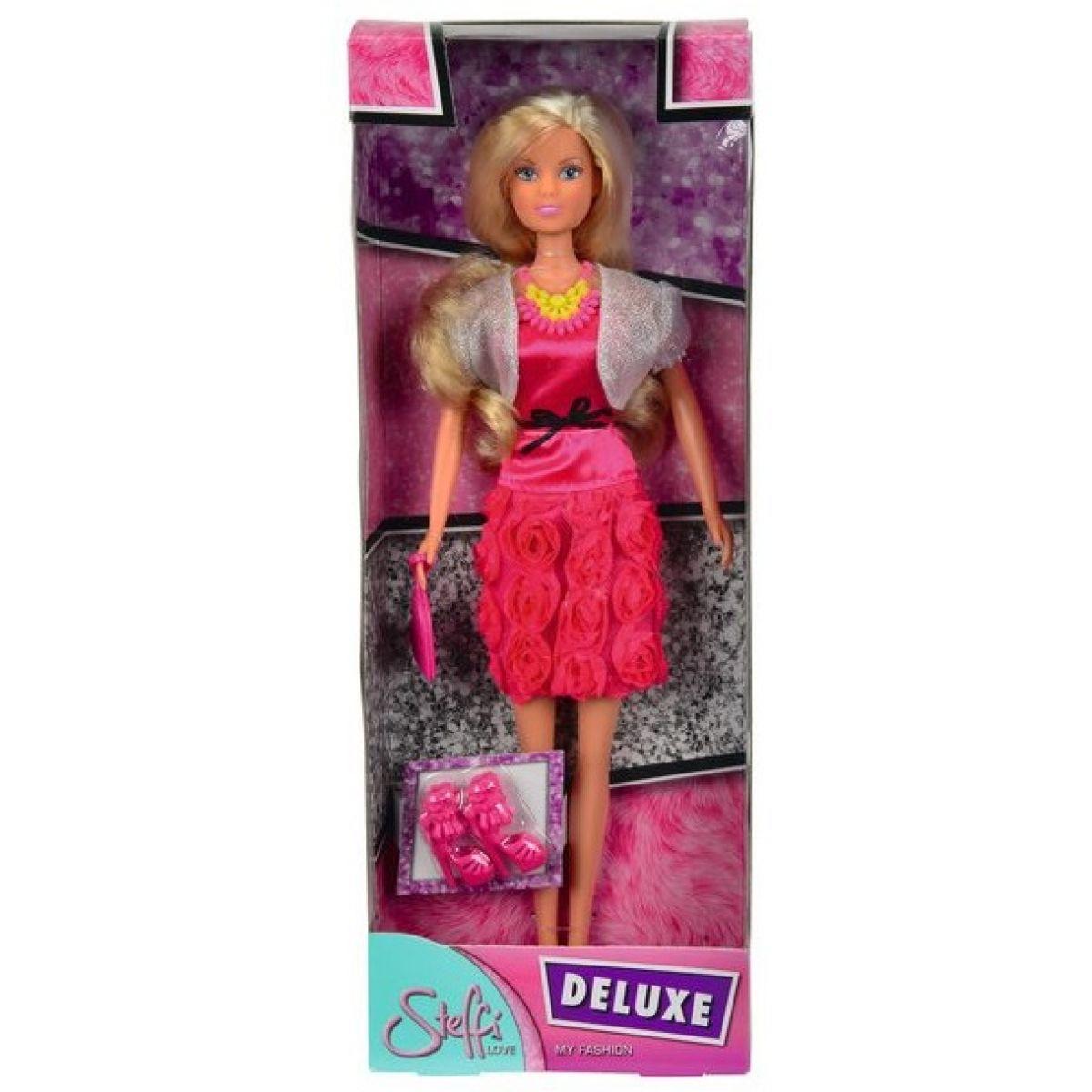 Steffi Love Panenka Deluxe - Růžové boty