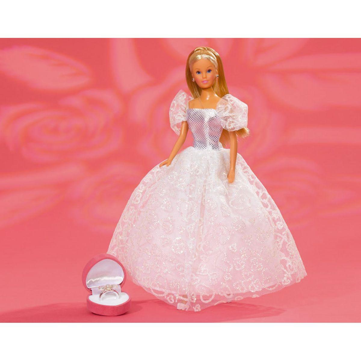 Steffi Love Panenka nevěsta s doplňky