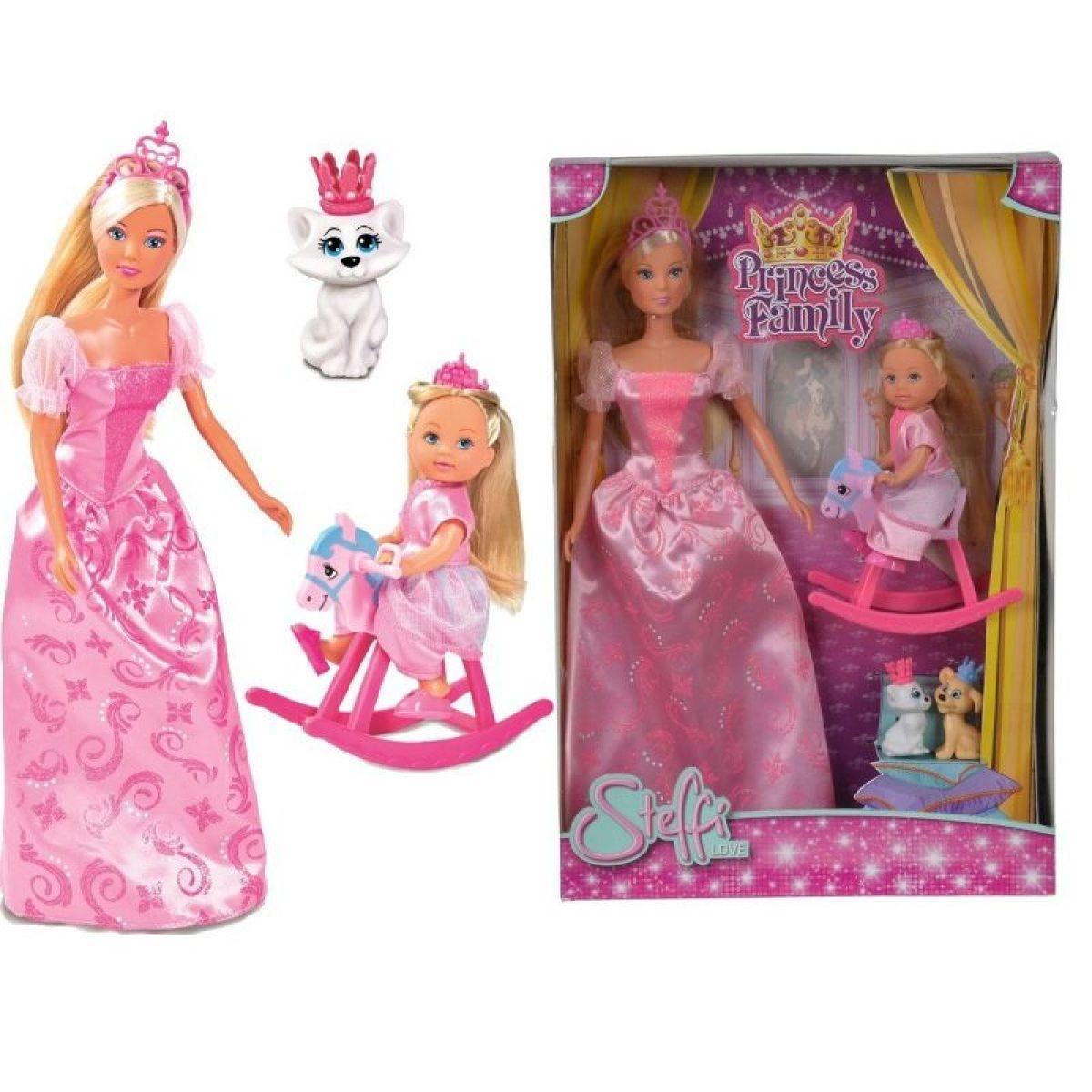 Steffi Love Panenka Princess Family