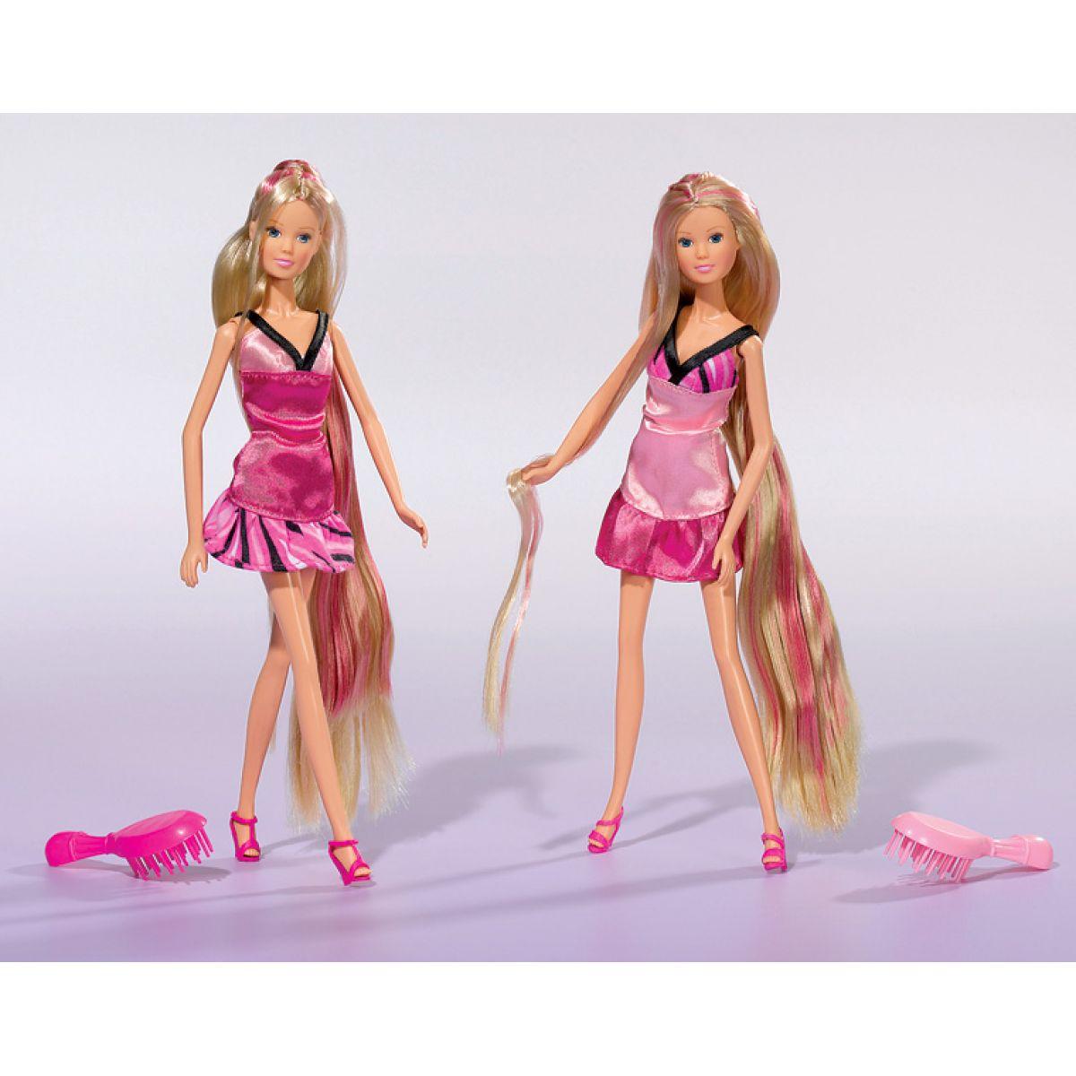 Steffi Love Panenka s extra dlouhými vlasy