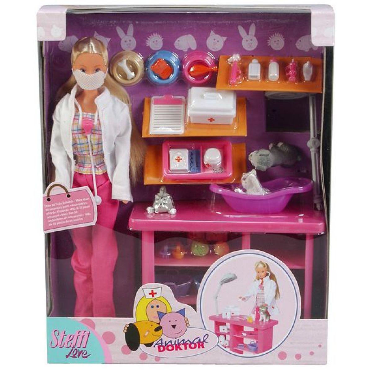 Steffi Love Panenka zvířecí doktorka
