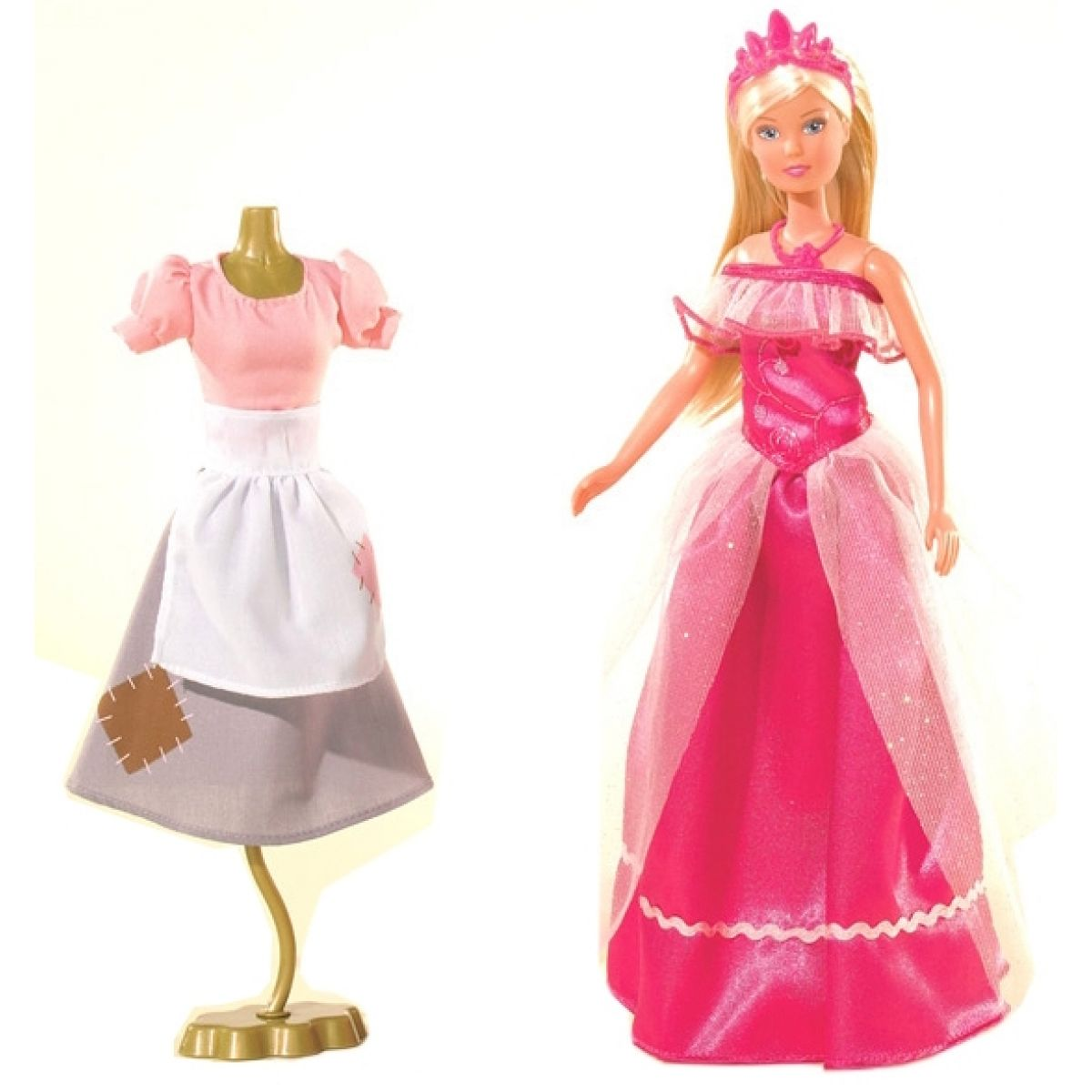 Steffi Love Pohádková panenka se stává princeznou