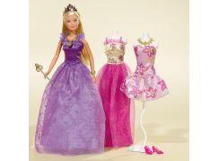 Steffi Love Šaty Princess Fashion fialové