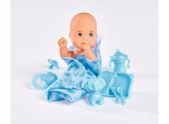 Steffi New Born Baby Miminko modré