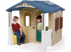 Step2 Dětský hrací domek s verandou
