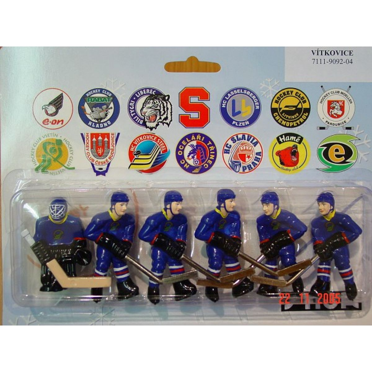 Stiga Hokejový tým - Vítkovice