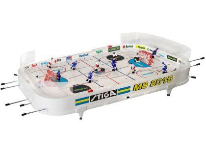 Stiga Stolní hokej MS 2015