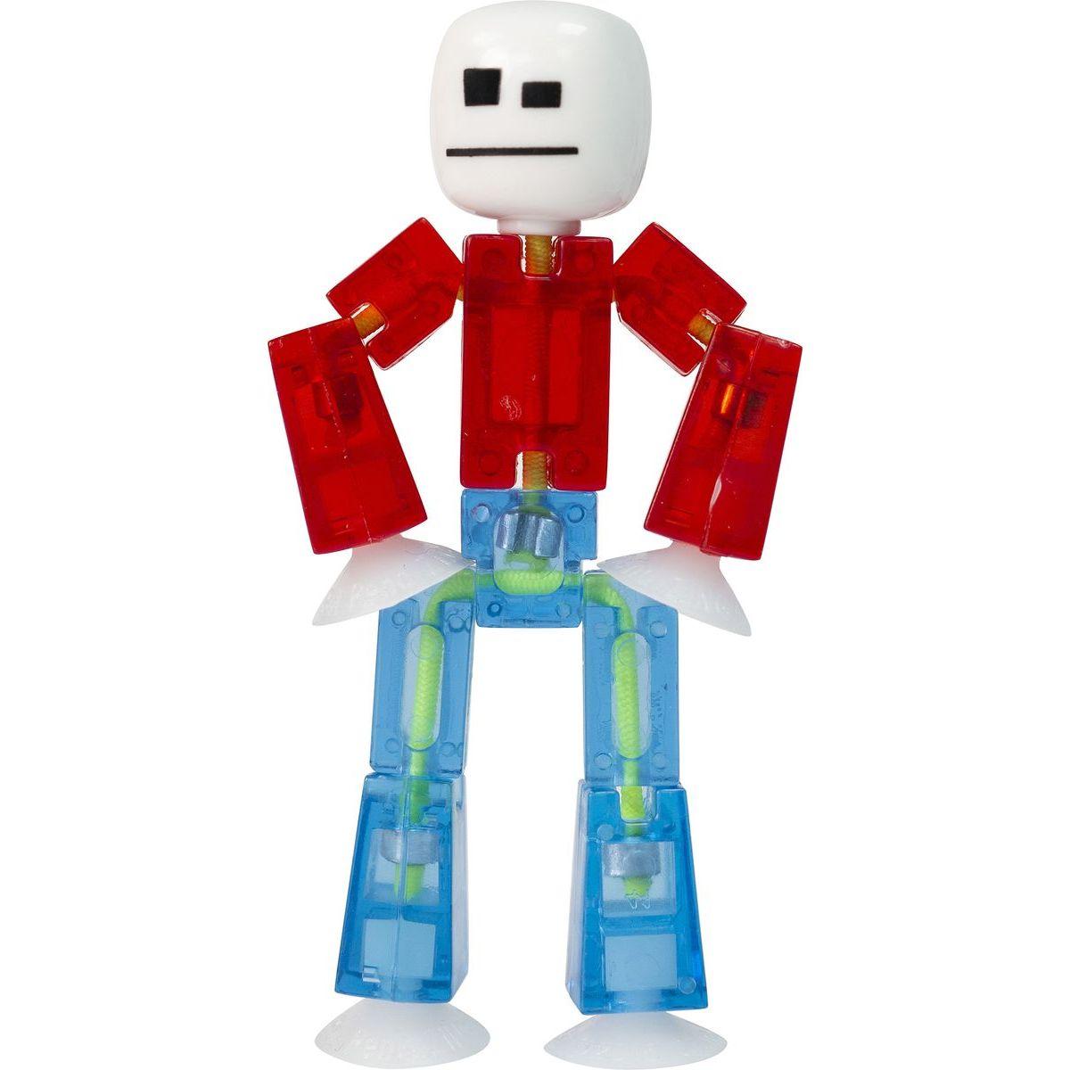 Stikbot Animák 1 figurka červeno-modrý
