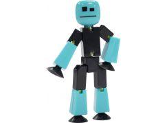 Stikbot Animák 1 figurka modrá hlava-černé tělo