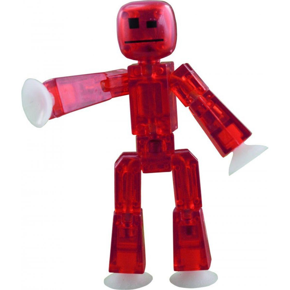 Stikbot Animák figurka - Červená