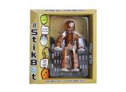 Stikbot Animák figurka - Hnědá