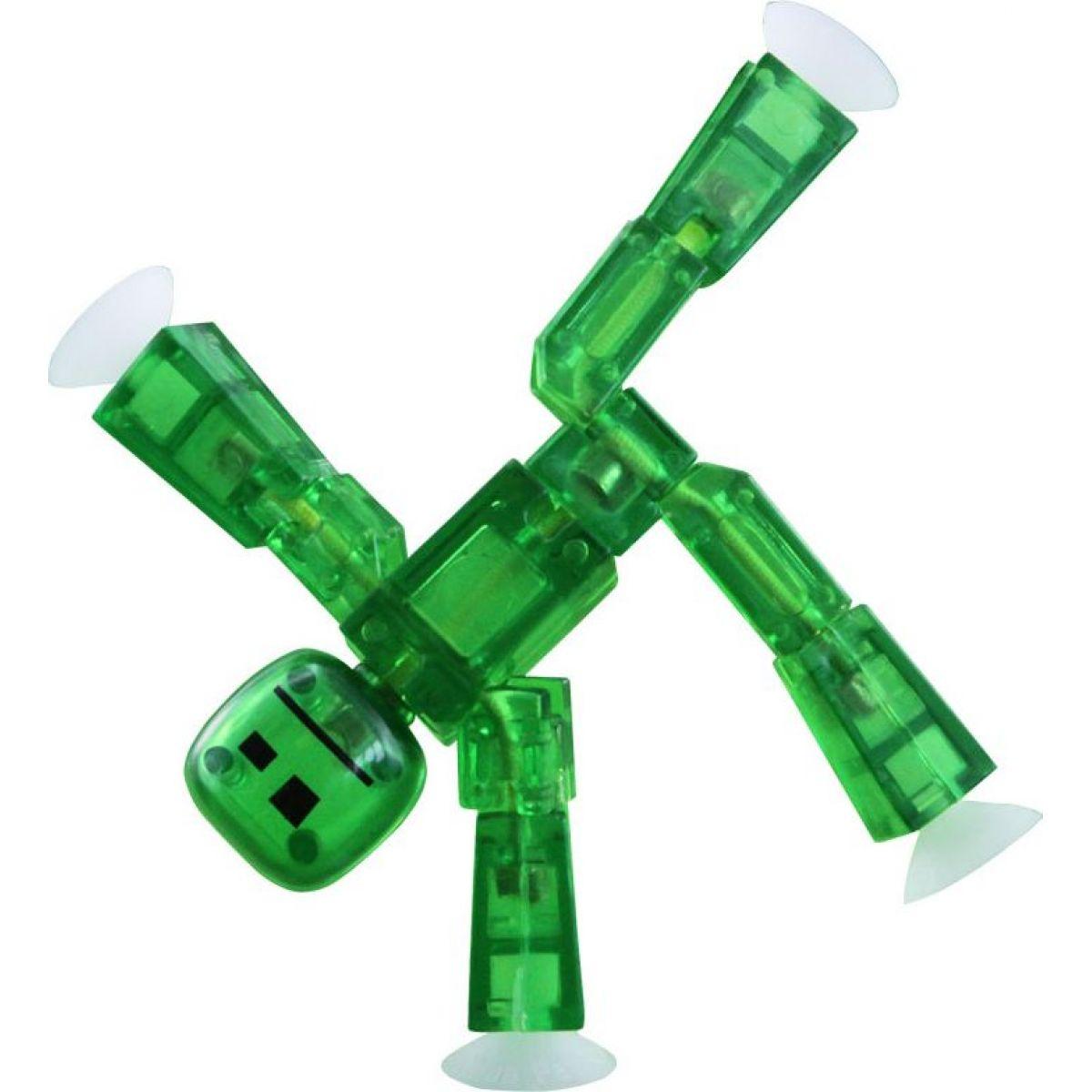 Stikbot Animák figurka - Zelená