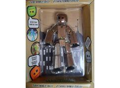 Stikbot Animák figurka Tmavě  hnědá