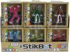 Stikbot Animák figurka - Červená 5