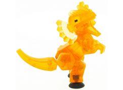 StikBot dino Dilophosaurus oranžový