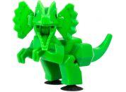 StikBot dino Dilophosaurus zelený