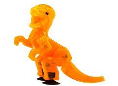 StikBot dino Pachycephalosaurus oranžový