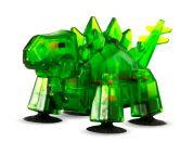 StikBot dino Stegosaurus tmavě zelený