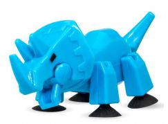 StikBot dino Triceratops modrý